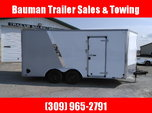 2021 United Trailers XLTV 8.5X19 Enclosed Cargo Trailer  for sale $6,800