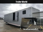 2014 Gold Rush Custom 44' Aluminum Xtreme Toy Hauler  for sale $79,000