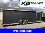 2019 28' inTech with ICON Pkg/Awning/A/C/Airline Track  for sale $28,500