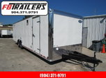 2020 Continental Cargo 28' Finished Enclosed Car / Racing Tr for Sale $13,499