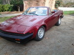 1980 Triumph TR8  for sale $12,999