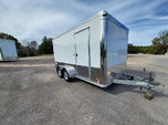 2019 Bravo All Aluminum 7X14 Motorcycle Trailer  for sale $15,500