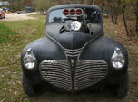 41 plymouth rat gasser  for sale $14,000