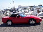 1991 Chevrolet Corvette  for sale $12,100