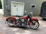 1942 Harley Davidson Knucklehead  for sale $25,000