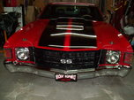 1972 Chevrolet                                          Chevelle  for sale $27,000