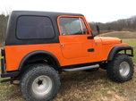 1977 Jeep CJ7  for sale $8,500
