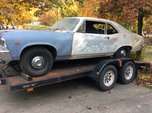 1969 Chevrolet Nova  for sale $6,500