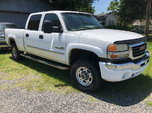 2004 GMC Sierra 2500 HD