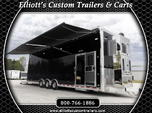 2018 ATC Stacker 34' Aluminum Trailer  for sale $155,080