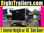 """28' ATC Racing Trailer w/ 54"""" Extended Tongue"""