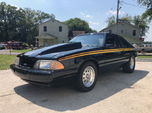 1987 Ford Fox Body Mustang Chevy motor  for sale $12,500