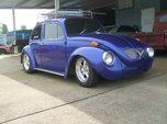 1971 VW Beetle V-8