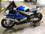 2016 BMW s1000rr LOW MILES  for sale $10,350