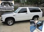 1987 Chevrolet S10 Blazer  for sale $12,500