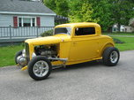 32 Ford coupe Hot Rod  for sale $45,000