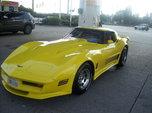 Real Nice 1981 Custom Corvette-Looks Great-Runs Great   for sale $16,000