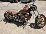 2015 Custom Harley Softail Cruiser Chopper  for sale $18,500