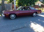 1975 Chevrolet Malibu  for sale $7,300