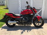 2014 Honda CTX700 with low miles 3500  for sale $3,700
