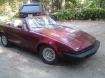 1980 Triumph TR8  for sale $12,995