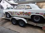 1966 Chevrolet Biscayne bracket car  for sale $10,800