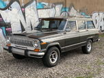 1984 Jeep Grand Wagoneer  for sale $16,500