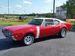 1968 Oldsmobile Cutlass  for sale $18,990