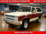 1987 Chevrolet Blazer  for sale $27,900