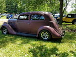 1935 ford Slantback all steel