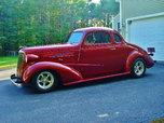 All Steel 1937 Chevy Hot Rod! AC/Heat