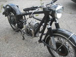 1967 R69S BMW PROJECT BIKE  for sale $4,000