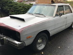 1973 dart 98%restored  for sale $8,000