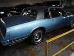 1985 Chevrolet Monte Carlo  for sale $7,500