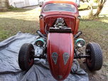 ***REAL RUSTY ROUGH RED RAT ROD***