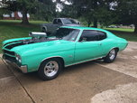 Pro street blown 70 chevelle  for sale $35,000