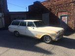 1962 Nova wagon LS 4L60E AC PS PB cruiser  for sale $19,995