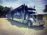 03 peterbilt kingsley coach  for sale $100,000