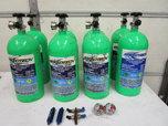 Speedtech 10  lb. Bottles  for sale $175