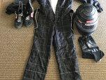 K1 Race Suits / Simpson Helmets  for sale $800