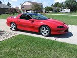1995 Chevrolet Camaro  for sale $7,900