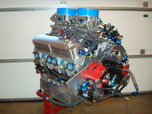 SB Mopar 417 R3/W8 Engine  for sale $17,500