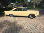 1967 Plymouth GTX  for sale $35,000