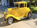 1931 Model A 2 Door Coupe Hot Rod  for sale $37,500