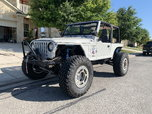 Built Jeep TJ  for sale $17,000