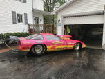 Promax built round tube chassis built vette