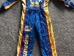 NAPA Auto Parts Indy Car Crew Suit  for sale $250