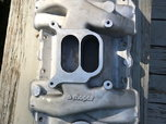 W2 Small Block Mopar Dual Plane Intake Manifold  for sale $300