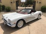 1958 Corvette Convertible CRC Retrovette  for sale $129,995