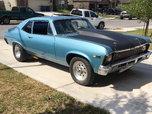 1970 nova ls turbo  for sale $18,900